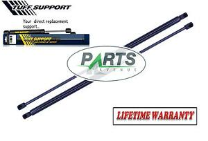2 Rear Trunk Lid Lift Supports Shocks Struts Props Rods Damper With Spoiler
