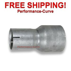 4 Id To 3 Id Diesel Race Exhaust Reducer