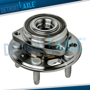 Front Wheel Bearing Hub For Chevy Equinox Gmc Terrain Buick Regal Malibu