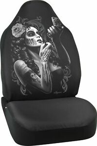 Bell Automotive Products Skin Deep Universal Bucket Seat Cover 70274 9