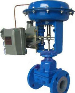 Modulating Control Valve Flanged 1 4