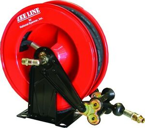 National Spencer 49 Inch Open type Oil Hose Reel 1444r
