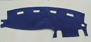 1998 2001 Dodge Ram 1500 2500 Truck Dash Cover Mat Dark Blue Navy
