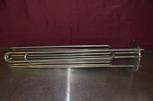 Immersion Heater Coil 19 With 4 75 Flange