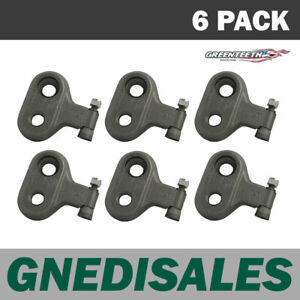 500 Series Greenteeth Straight Pockets 6 Pack