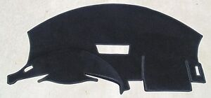 1993 1996 Chevrolet Camaro Z28 Iroc Dash Cover Mat Dashmat Black Black