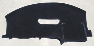1997 2002 Chevrolet Camaro Dash Cover Mat Dashmat Black Black