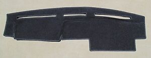 Fits 1986 1993 Nissan D21 Pathfinder Dash Cover Mat Dashboard Pad Charcoal
