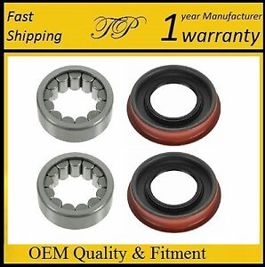 2001 2005 Ford Explorer Sport Trac Rear Wheel Bearing Seal for New Axle Pair