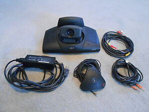 Polycom Viewstation Pvs 1419 With Ac Adapter And Mic Pod used