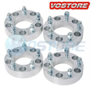 4 2 5 Lug Hubcentric Wheel Spacers Adapters 5x4 5 For Jeep Grand Cherokee Zj