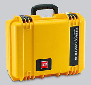Physio Control Lifepak 1000 Hard shell Water tight Carrying Case 11260 000023
