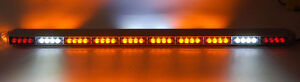 50 Light Bar Amber Led Cargo Brake Tail Turn Take Down Roll Back Tow Truck Plow