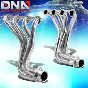 For 1927 1934 Ford Street Rod V8 Small Block 289 302 351 Exhaust Manifold Header