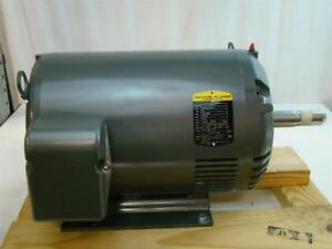 Baldor Reliancer Industrial Motor 20hp 220 380v 50 29a 3525rpm 3ph 39k062x537g1