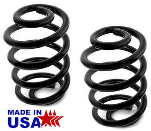 1963 72 Chevy Gmc Truck C 10 Rear 6 Inch Drop Lowered Coil Springs