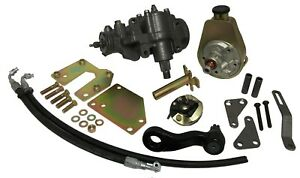 1960 66 Chevy Truck And Gmc Truck Power Steering Conversion Kit Sb Chevy