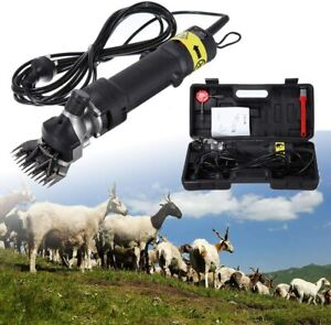 Farm Supplies Sheep Shears Goat Clippers Animal Livestock Shave Grooming 320w