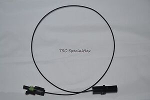 Oxygen O2 Sensor Extension 24 Wiring Harness Gm Chevy Tpi Tbi 350 305 Jeep