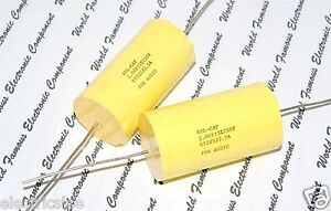 1pcs rel cap Rt 2uf 2 f 250v 5 Capacitor Rt205j2 5a For Audio