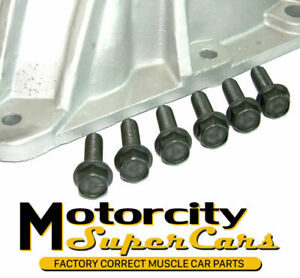 64 88 Gm Gto Judge Trans Am Trans Transmission Bell Housing To Engine Bolts