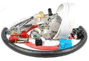 Diesel Cng Conversion Kit For Ford Diesel Engines Up To 8 Liters Model Cngd8