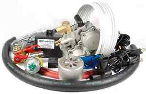 Millennium Cng Kit For Ford Trucks 8 Cyl Fuel Injected Engines
