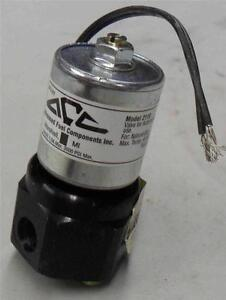 Advanced Fuel Components 24v Natural Gas Valve 211b new No Box