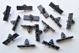Fits 1994 1995 1996 1998 Ford Mustang Ground Effect Moulding Clips 12 1999 2005