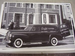 1941 Chevrolet Sedan Delivery 12 X 18 Large Picture Photo