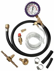 Actron Professional Fuel Pressure Tester Cp7838ck