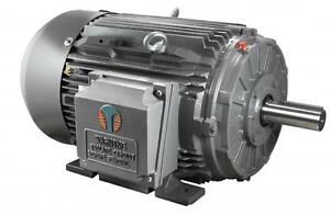 7 5 Hp Electric Motor 1800 Rpm 213t 3yr Warranty