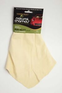 Tanner s Select Genuine Chamois Leather Ts10t