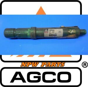 Agco Deutz Massey White 105688 Pto Shaft