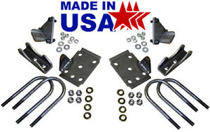 1947 55 Chevy Gmc Truck Rear End Conversion Kit With Shock Mounts