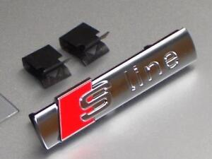 S Line Badge In Stock, Ready To Ship | WV Classic Car Parts and