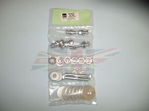 Brand New Front Bumper Hardware Mounting Kit 1955 1962 Mg Mga