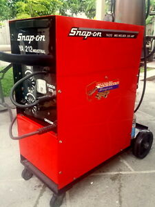 Snap on Ya212 industrial Mig Unit
