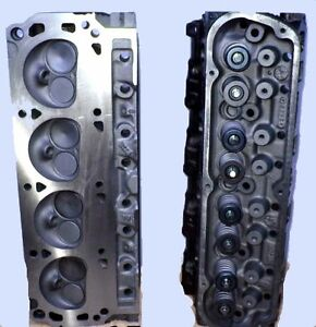 2 Ford Explorer Mountaineer 5 0 Ohv Iron 302 Sbf Gt40p V8 Cylinder Heads Reman
