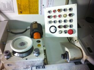 Blanchard 18a Vertical Rotary Surface Grinder