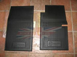 New Set Of Amco Style Rubber Floor Mats Mg Midget 1965 79 With Roll Up Windows