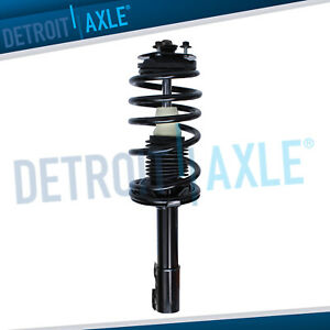 New Front Strut W spring Mounts For Saturn Sc Sc1 Sc2 Sl Sl1 Sl2 Sw1 Sw2