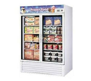 Turbo Air Freezer Merchandiser Tgf 49f