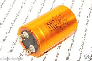 1pcs Roe Eym a 10000uf 10000 f 63v Screw Terminal Capacitor For Audio