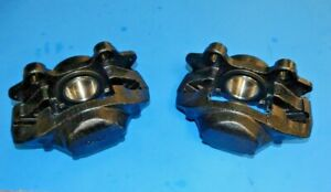 Pair 100 New 16pb Brake Calipers Triumph Tr6 Gt6 1972 1976 Stainless Pistons