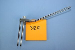 312 01 Synthes 2 8mm Adjustable Parallel Wire Guide open Package