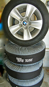 Bmw Continental Tire Contiprocontact Uhp 225 55r17 Tire
