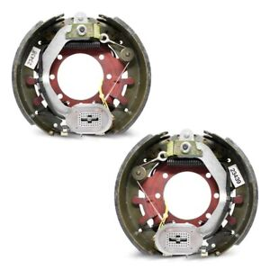 Lh Rh 12 1 4 X 4 Electric Brake Assemblies For 10k Dexter Trailer Axles