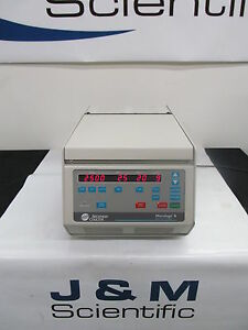 Beckman Microfuge R Tabletop Centrifuge With 24 Place Rotor