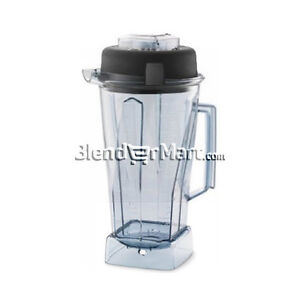 Vitamix 15558 64oz 2 0l Container With Lid no Blade